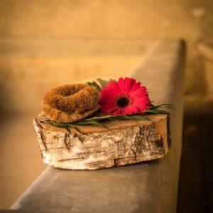 Eponge en fibre de noix de coco – Petite