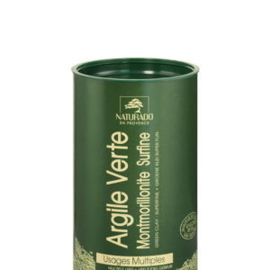 Naturado – Argile verte Montmorillonite surfine 300 gr