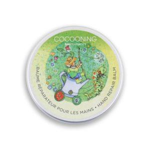 Cocooning – Baume 60 gr – Réparateur pour les mains