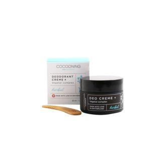 Cocooning – Déodorant crème 30 ml – Herbal