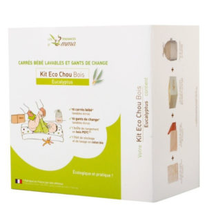 Les tendances d'Emma – Kit Eco Chou – Eucalyptus