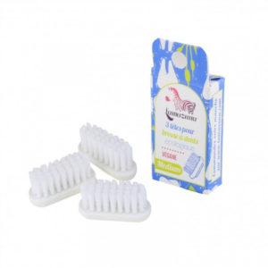 Lamazuna – Têtes de brosse à dent MEDIUM – Recharge
