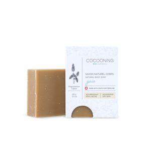 Cocooning – Savon corps et mains 100 gr –  Gaia