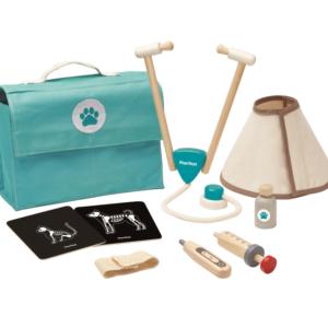 PlanToys – Set de soins vétérinaire