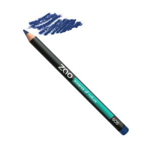 Zao Make-up – Crayon yeux – Bleu nuit (605)