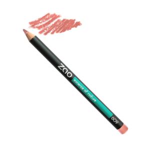 Zao Make-up – Crayon yeux – Vieux rose (609)
