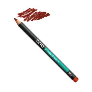 Zao Make-up – Crayon Yeux – Rouge cuivré (610)