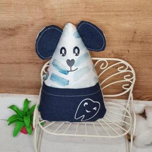 Petite souris à dent de lait – Lignes bleues