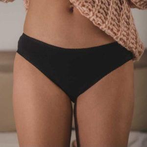 Lovimi – Culotte menstruelle – Iris (Flux moyen à abondant)