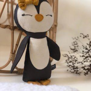 Atelier Maurice – Doudou – Gabin le pingouin