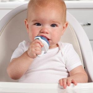 Munchkin – Anneau d'alimentation pour bébé en silicone
