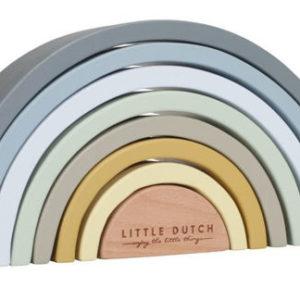 Little Dutch – Arc-en-ciel – Bleu