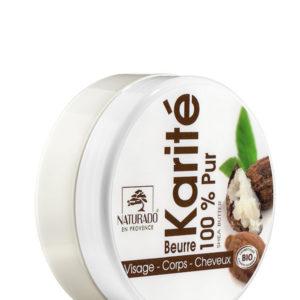 Naturado – Beurre de karité 100% pur 135gr
