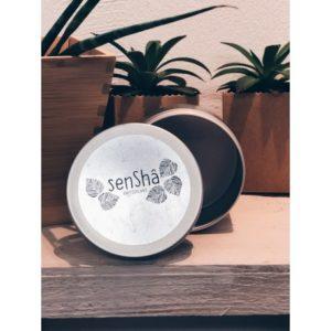 Senshâ – Boîte en alu VIDE pour cosmétique solide – XL