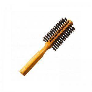 Anaé – Brosse à cheveux Olivier ronde