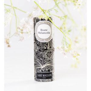 Sabé Masson – Parfum solide – Brune Melancolia