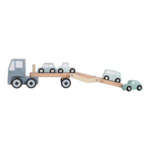 Little Dutch – Camion transporteur