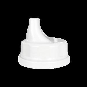 Lifefactory – Capuchons à bec 2 pces – Blanc