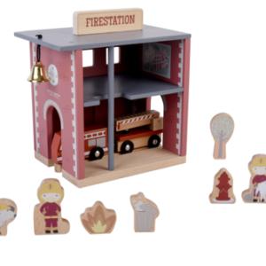 Little Dutch – Caserne de pompier en bois