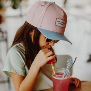 Hello Hossy – Casquette – Mini Flamingo