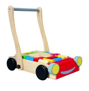 Plantoys – Chariot de marche pour bébé