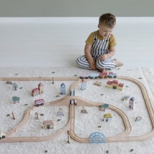 Little Dutch – Circuit de train XXL