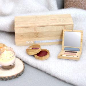 Zao Make-up – Coffret cozy beauty