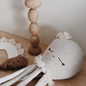 Atelier Maurice – Doudou Pieuvre