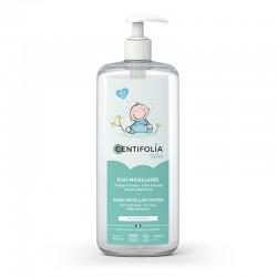 Centifolia – Eau micellaire bébé-enfant flacon pompe 485 ml