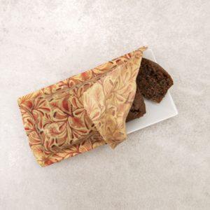 Eco -Tsapi – Emballage à la cire d'abeille RECTANGLE Large 30x35cm – 1 pièce VRAC (couleur aléatoire)