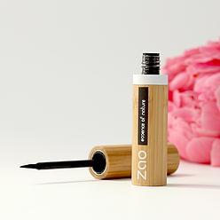 Zao Make-up – Eyeliner pinceau – Bleu électrique n°072