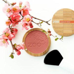 Zao Make-up – Fard à joues – Brun orange n°321