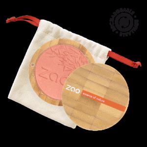 Zao Make-up – Fard à joues – Rose corail n°321