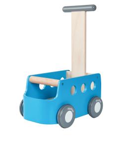 Plantoys – Fourgon bleu (trotteur)