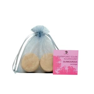 Pachamamai – Shampoing solide RECHARGE 2x 20 gr – Glamourous (cheveux secs)