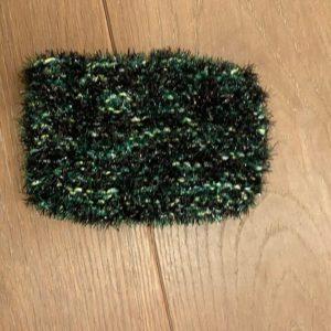 Grande éponge lavable – Verte