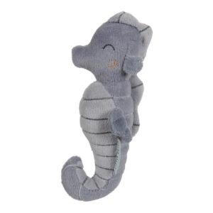 Little Dutch – Hochet Hippocampe – Bleu