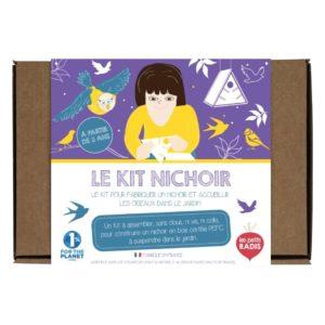 Les petits radis – Kit nichoir