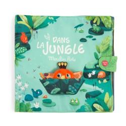 Moulin Roty – Grand livre d'activités – Jungle