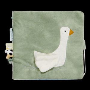 Little Dutch – Livre en tissu – Oie