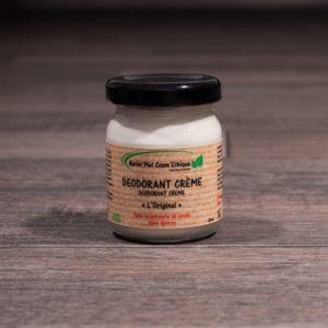 Natur'mel – Déodorant crème sans bicarbonate 50 ml – L'original