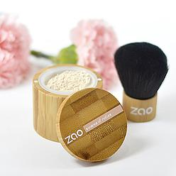 Zao Make-up – Mineral silk – Beige clair n°501