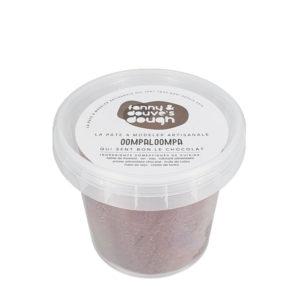 Fanny'n Douve's Dought – Pâte à modeler – Oumpaloompa (Chocolat)
