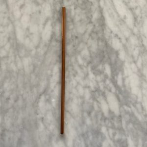 Paille regular – bronze
