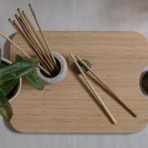 Paille&Co – Paille en roseau d'Yverdon – 7.5mm