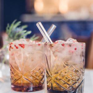 Eloqan – Paille en verre à l'unité – 15cm