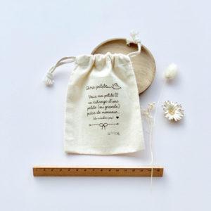 FPAP – Pochon pour dent de lait