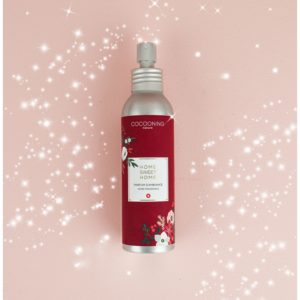 Cocooning – Parfum d'ambiance spray 125 ml – Home sweet home