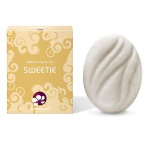 Pachamamai – Shampoing solide SANS EMBALLAGE 65 Gr – Sweetie (cheveux longs et colorés )