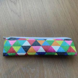 Pochette à brosse à dents – triangle